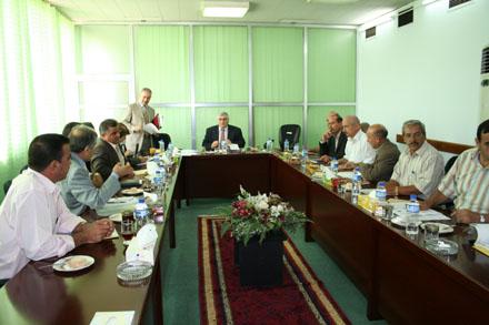 وزارة العلوم والتكنولوجيا بتاريخ 1-9-2007